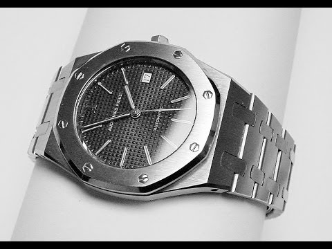 Vintage 1970's Audemars Piguet Royal Oak Automatic Watch