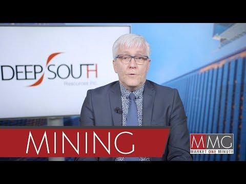 Deep-South Resources' unique shareholder structure provides a rare edge