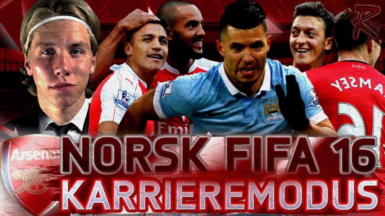 Fifa 16 Karrieremodus