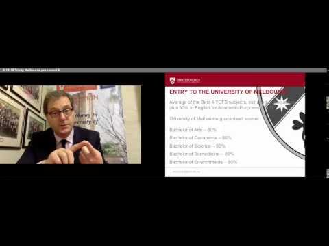 Foundation Studies - Academic program explained