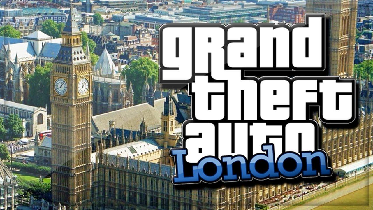 GTA London New Map Expansion GAMEPLAY MOD YouTube - Gta 6 london map