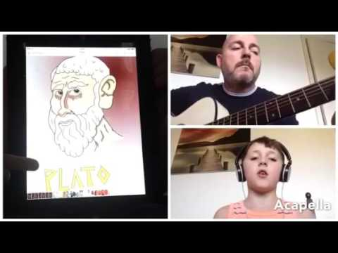 The Platonic Solids - Song by Peter Weatherall