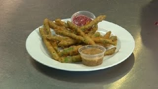 Recipe for Dipping Sauce for Beer Battered Asparagus : Beer & BBQ