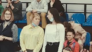 Sports Aerobics #МиссВера спортивная аэробика 14.02.21 艺术体操 Гимнастика Gimnastika