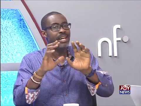 Alleged 'Thievery' @ COCOBOD - Newsfile on JoyNews (1-4-17)