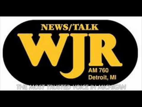 News Talk 760 WJR Detroit