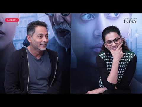 Taapsee Pannu & Sujoy Ghosh on Badla, working with Amitabh Bachchan | Badla Movie Interview CtoI