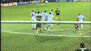 A.E.K. Athens - Champions League Highlights Season 2002-2003 (Part 1)
