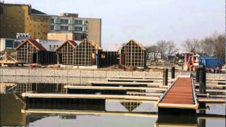 Aménagement du port de Decize(Nièvre) en 9 mois