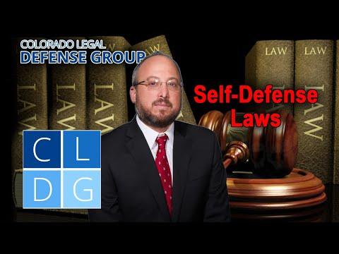 Colorado Self-Defense Laws: Make-My-Day laws, reasonable force, and deadly force