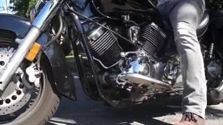 First motorbike in 10 years: Cruiser moto vlog