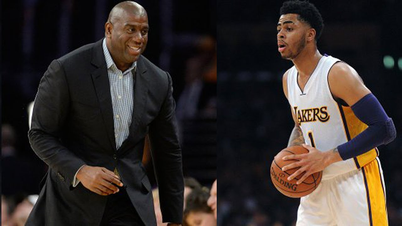 Magic: D'Angelo Russell had potential, but Lakers needed more