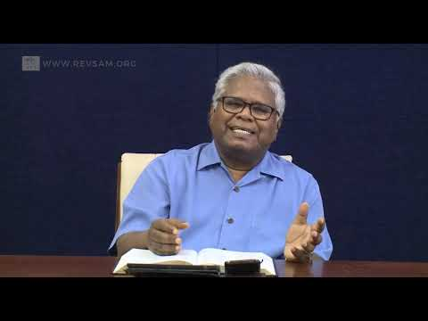 Psalm 37   7 Ways The Righteous Prospers Against The Wicked!   Rev. Sam P. Chelladurai
