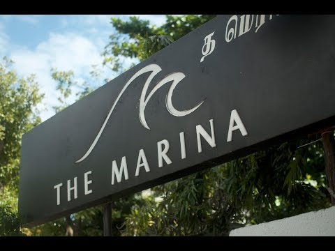 The Marina - Brings Bay of Bengal on Your Plate