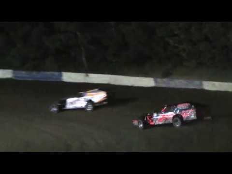 Skyline Raceway Park IMCA Modifieds 7/30/2016