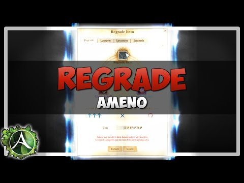 Archeage | Regrade Ameno | 2.0