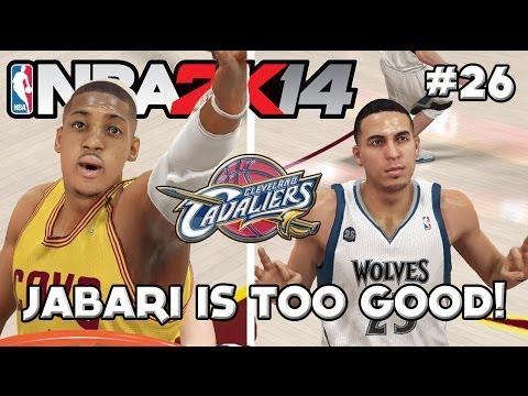 JABARI PARKER TIME! - NBA 2K14 - MyGM Ep.26 | Cleveland ... Jabari Parker Nba 2k14