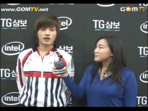 [GomCAM] Interview with Bisu