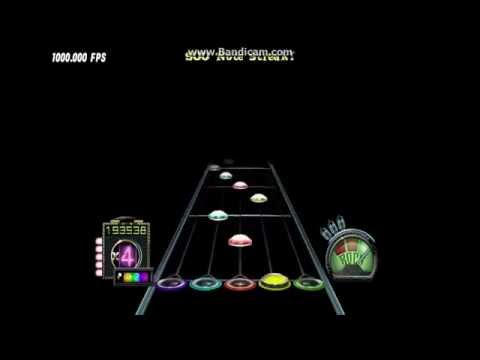 Guitar Hero 3 - Imaginary Places by Busdriver 100% FC