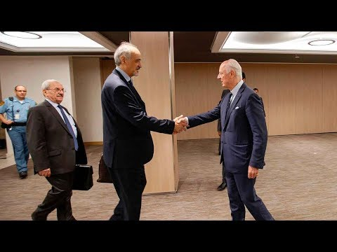 Syria peace talks: All sides under pressure to make progress