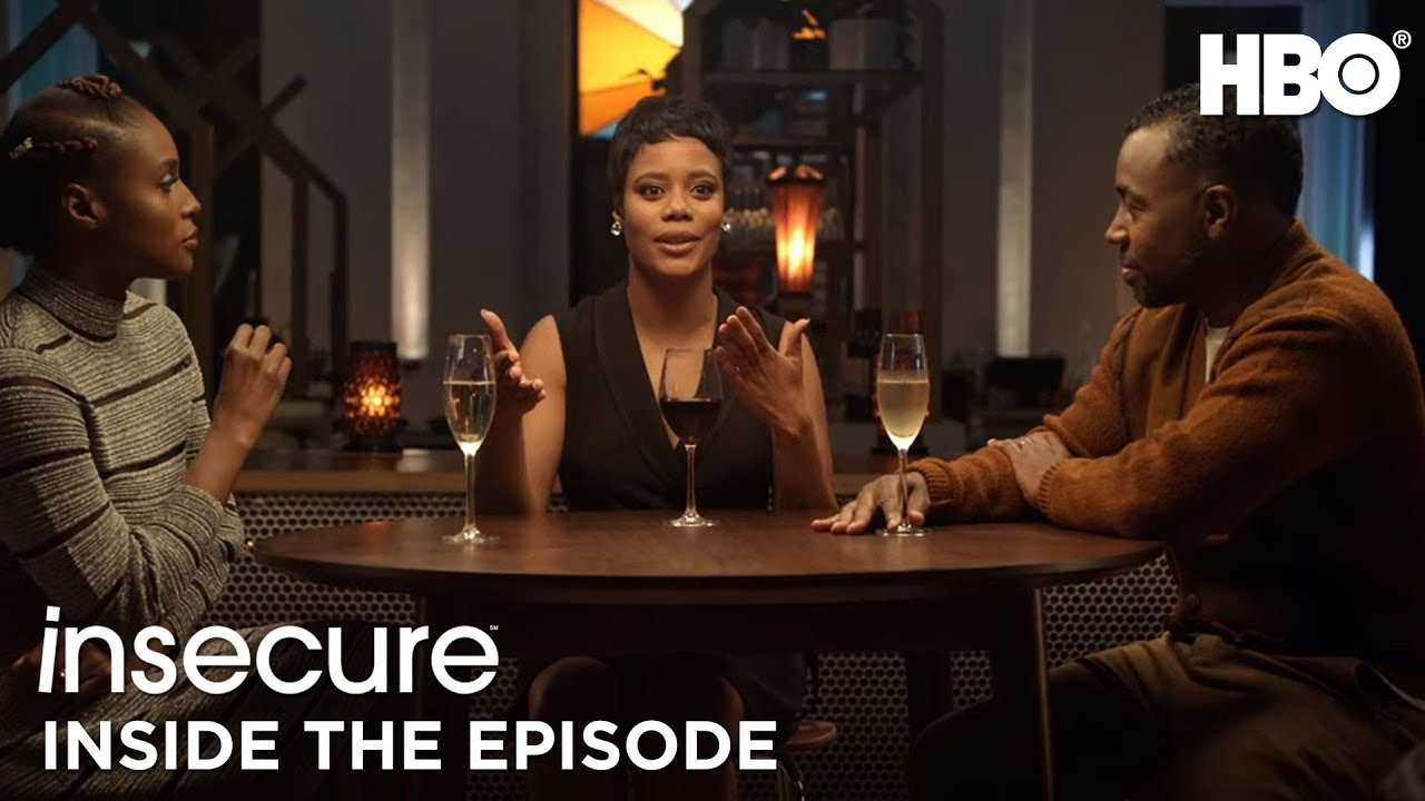 Download Insecure: 'Wine Down' with Issa Rae, Prentice Penny & Elmore   Inside The Episode (S4 E3)   HBO
