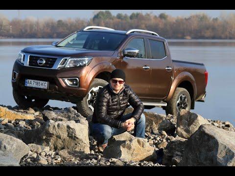 Семейный внедорожник Nissan Navara: второе «я» нового пикапа.