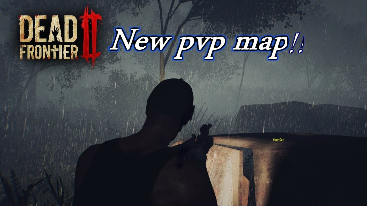 Dead frontier 2 - Huge new pvp map with zombies! - YouTube on