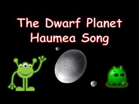 Haumea Astronomical Meaning