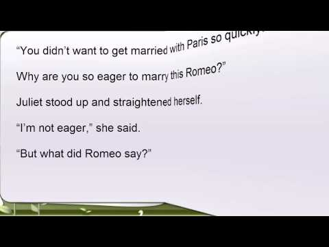 Learn English Through Story   Subtitles  Romeo and Juliet Level 2
