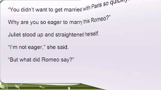 Learn English Through Stories   Subtitles: Romeo and Juliet, learn ...