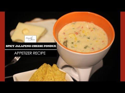 spicy-cheese-jalapeno-fondue-|-how-to-make-cheese-fondue-|-appetizer-recipe-|-simply-jain