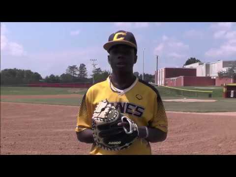 Dominic Joseph / 2021 Catcher - Baseball Skills Video