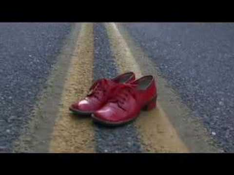 Magick Red Shoes