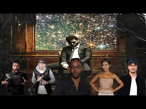Celebrities Talk About Kid Cudi (Kendrick Lamar, Jhené Aiko, MGK & more)