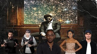 Celebrities Talk About Kid Cudi (Kendrick Lamar, Jhené Aiko, MGK & more)