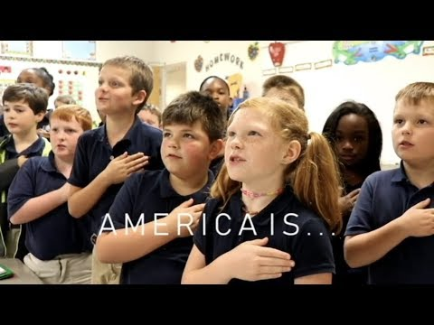 What is America? - Christian Collegiate Academy