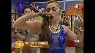 Yanet Y La Banda Kaliente TE APROVECHAS DE MI (La Wislla)