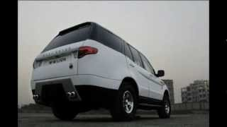 Moon Rover Suv [[Big Daddy Customs turns Tata Safari into Land Rover Evoque]]