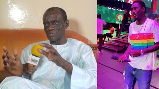 Mame Makhtar Gueye Ong Jamra : Son entretien avec Wally Seck , Les lobbys Homosexuels Exclusif