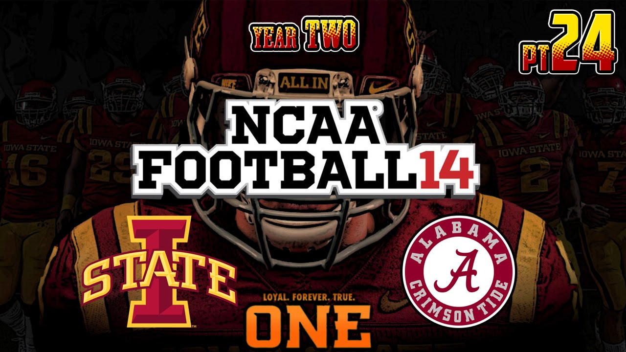 MWG -- NCAA Football 14 -- Iowa State Dynasty, Part 24 ...