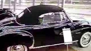 DKW Cabrio F93 Sonderklasse Bj. 1956