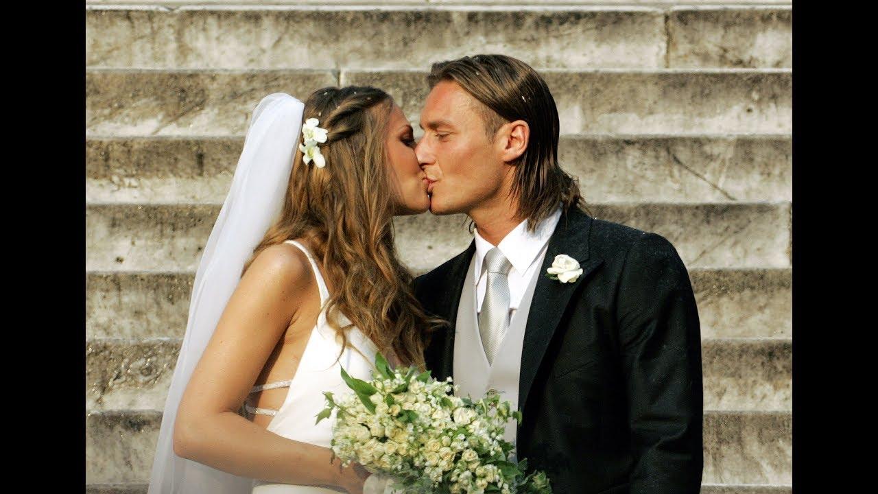 Matrimonio In Fotografia : Il matrimonio di francesco totti e ilary blasi youtube