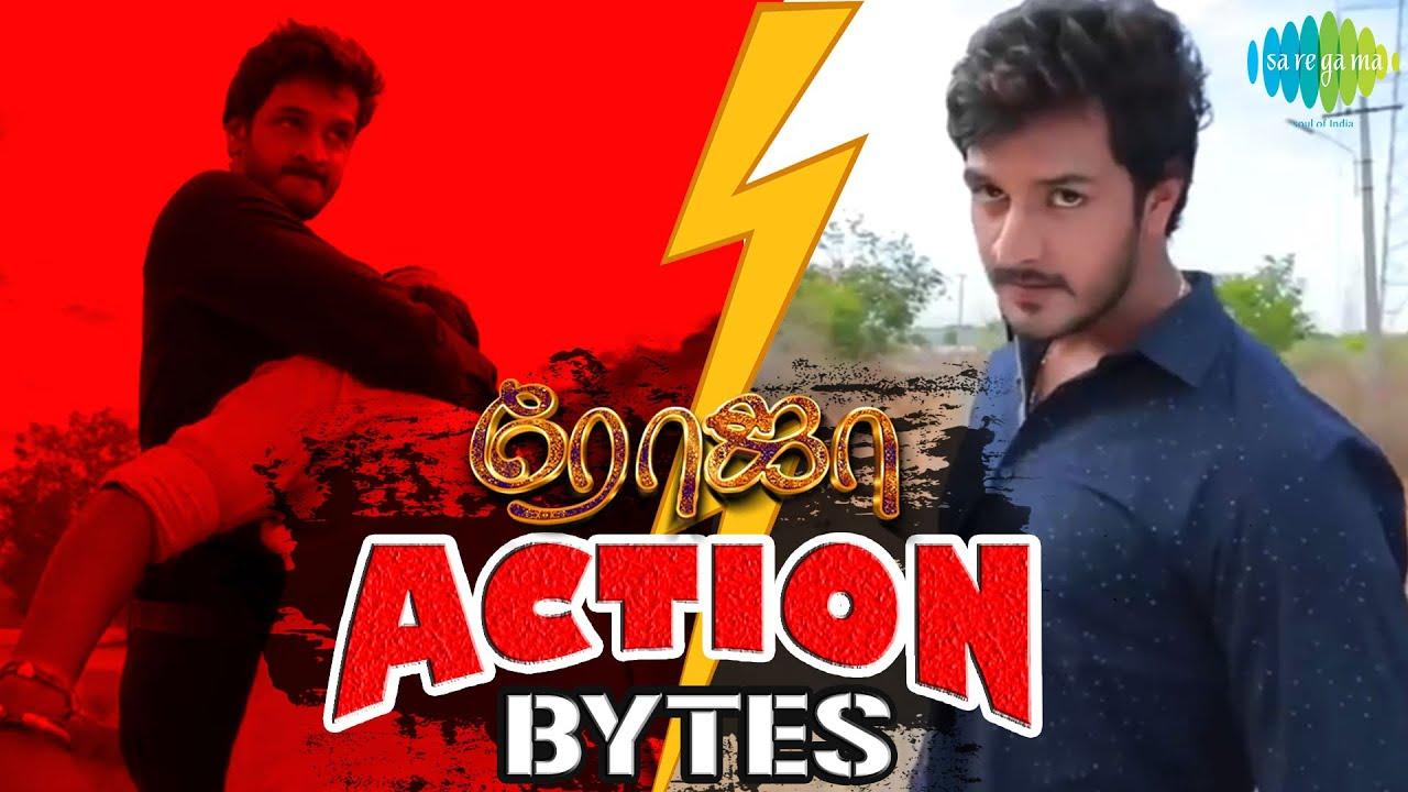 Hilarious Fighting Scene | Roja and Arjun | Roja Serial