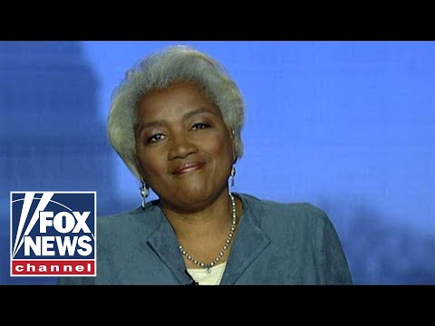 Donna Brazile reacts to the Joe Biden accusations