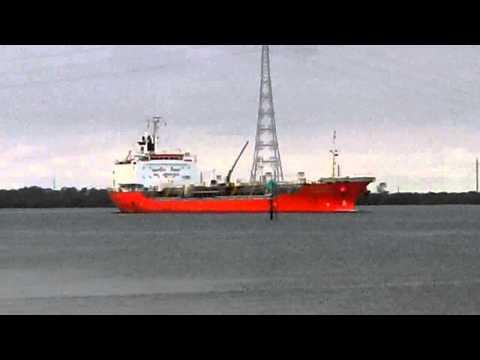 Port Adelaide Shipping _ (427) Saehan Estrella