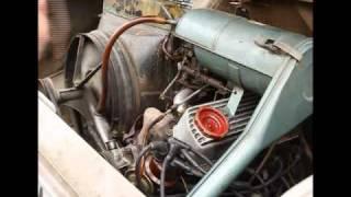 Skoda 100 engine