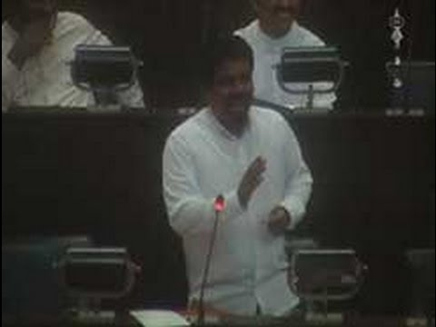 UNP and JVP exchange blows in Parliament over COPE report