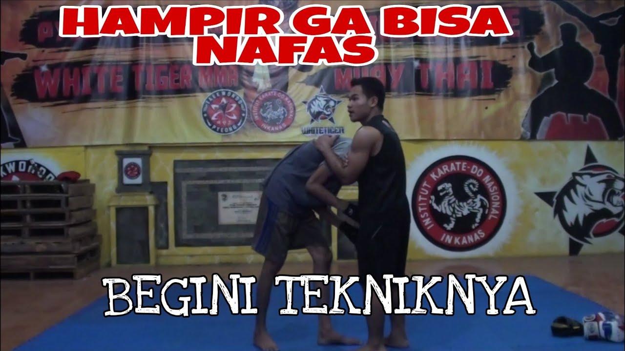 TEKNIK DASAR MMA WITH AEP SAEPUDIN