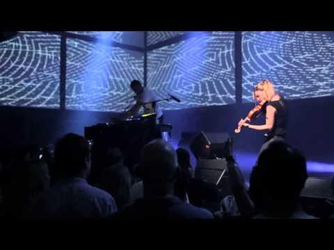 THYLACINE - Closing feat. Elissa Cassini / Live @ La Gaité Lyrique 12.06.2015
