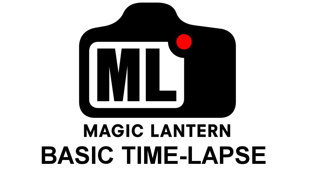 Video timelapse workflow tutorial using free software | magic.